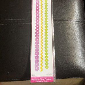 Sizzix Other - Sizzix Hello Kitty Ribbons Decorative Strip *NIB*